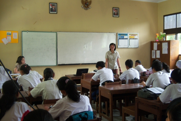 CRPD training at SMPN 191