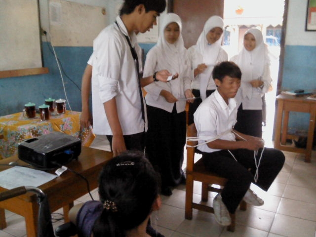 CRPD training at SMK PGRI